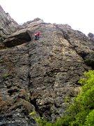 Rock Climbing Photo: Platinum Blonde .9+/.10a