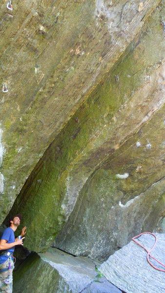 Rock Climbing Photo: zombie
