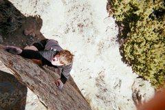 Rock Climbing Photo: Random Rock