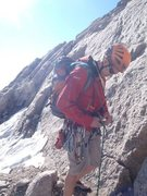 Rock Climbing Photo: Longs Peak