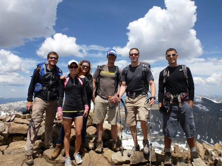 Rock Climbing Photo: Quandry