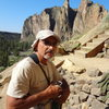 Mike Colacino. Smith Rocks Oregon.  July 2012.
