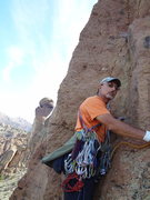 Rock Climbing Photo: Mike Colacino - Tale of Two Shitties. Smith Rocks ...