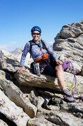 Rock Climbing Photo: Conness, summit