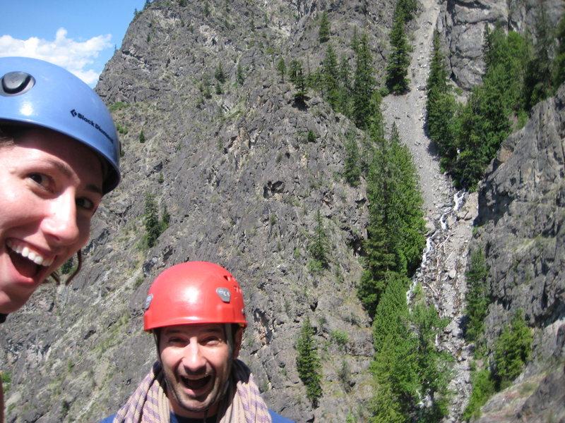 Rock Climbing Photo: Pitch 02, Prime Rib