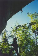 "Rock Climbing Photo: ""Boo"""