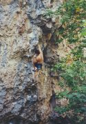 """Rock Climbing Photo: """"In Your Face"""""""