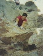 "Rock Climbing Photo: ""The Drilling Fields"""