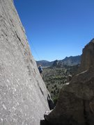 "Rock Climbing Photo: Chelly on ""Mole Poblano"""