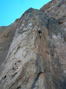 Rock Climbing Photo: Kindergarten Rock, Garden of the Gods