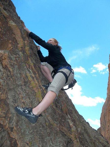 Rock Climbing Photo: Bouldering, Garden of the Gods
