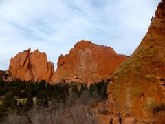 Montezuma, Garden of the Gods
