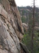 Rock Climbing Photo: Pine Cone Dome, 11 Mile Canyon