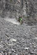 Rock Climbing Photo: The Tallus Rally