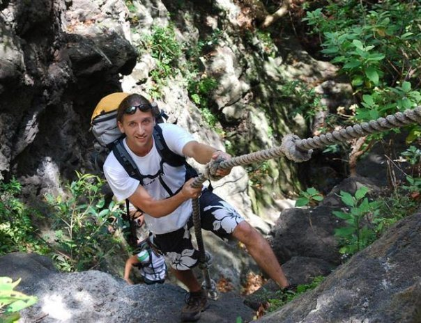 Jungle Approach<br> Oahu, HI