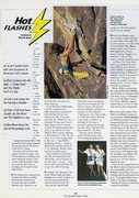<em>Climbing Magazine</em> Oct./Nov., 1990.