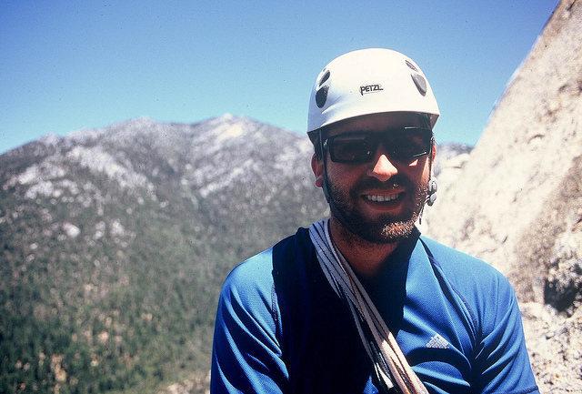 Rock Climbing Photo: Me at Tahquitz