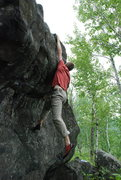 Rock Climbing Photo: Discrete Mathematics