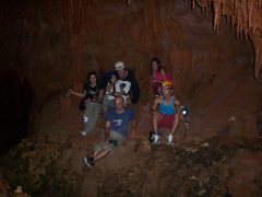 Rock Climbing Photo: adventure pimps 2012 womb cave Cantabaco Philippin...