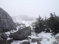 Rock Climbing Photo: Mt. Marcy