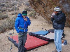 Rock Climbing Photo: Sonnie