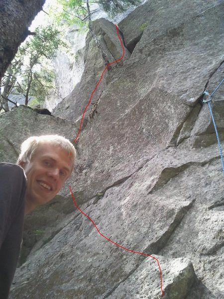 Colorado Cowboy 5.9+<br> and Dan.