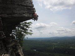 Rock Climbing Photo: The Dangler.