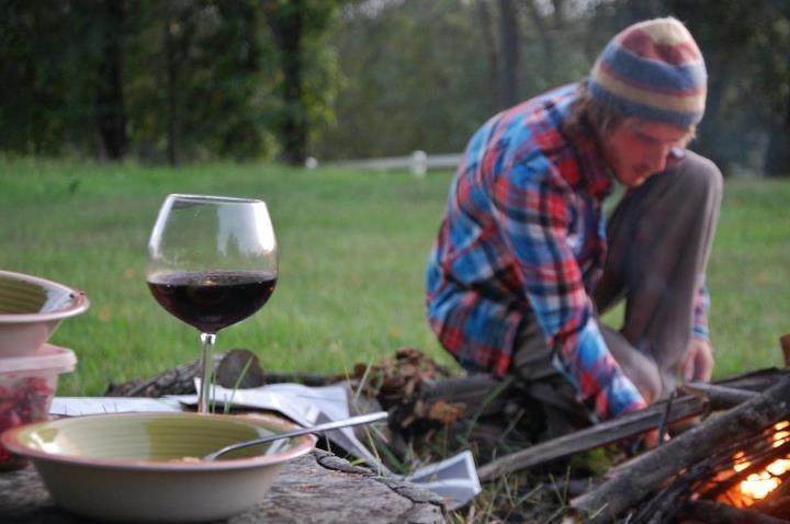 Wining & Dining, upstate NY.