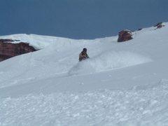 Rock Climbing Photo: Back Bowls @ Vail.