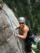 Rock Climbing Photo: Castle Rock, Boulder Canyon