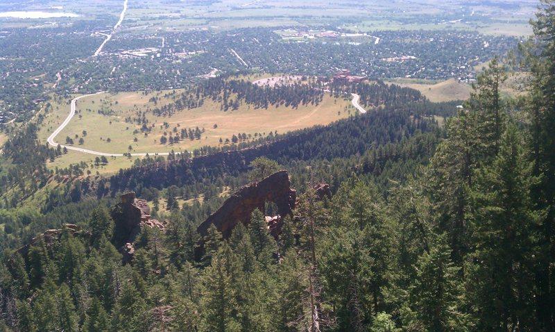 5th Flat Iron, Boulder, CO
