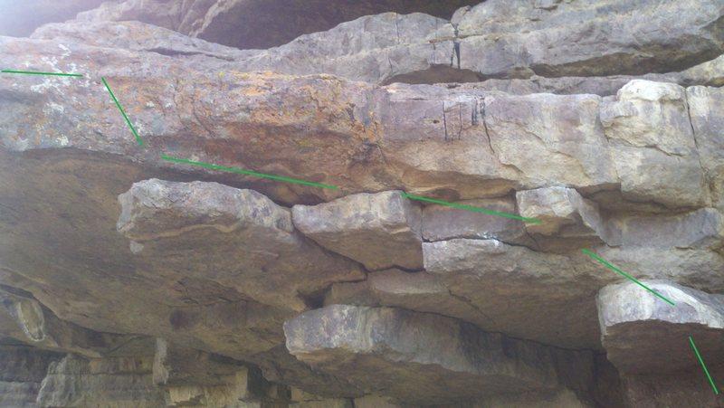 Rock Climbing Photo: Hooters
