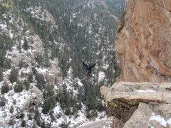 Rock Climbing Photo: Clear Creek Canyon
