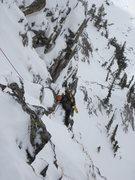 "Rock Climbing Photo: Brian Verhulst ""going Euro"" = climbing i..."