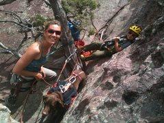 Rock Climbing Photo: Whales Tale, Eldo Canyon