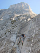 Rock Climbing Photo: CMW on Pine Line