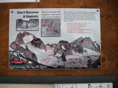 Rock Climbing Photo: Applebee Camp Info