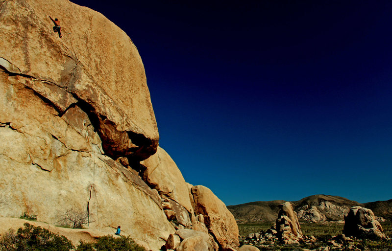 Rock Climbing Photo: sidewinder