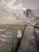 Rock Climbing Photo: rocking out