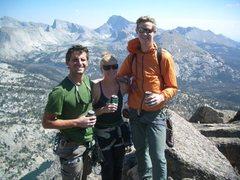 Rock Climbing Photo: classy summit