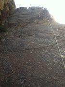 Rock Climbing Photo: Ne-Bell-End..