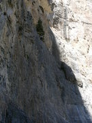 Rock Climbing Photo: Unknown route at Universal Wall.
