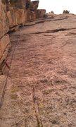 Rock Climbing Photo: Zanzibar Dihedral.