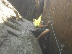 Rock Climbing Photo: Scuttlebutt