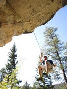 Rock Climbing Photo: offfff!