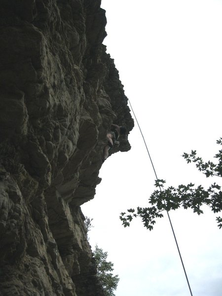 Rock Climbing Photo: little cottonwood near Salt Lake City