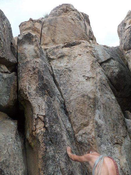 Rock Climbing Photo: AARP (5.8-)