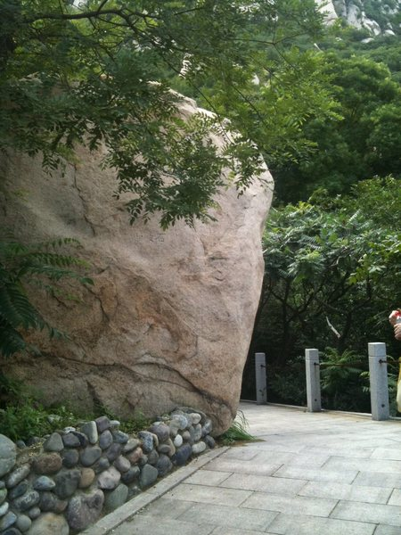 Rock Climbing Photo: Tiger Skin Slab