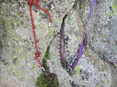 Rock Climbing Photo: Pingora rap 2.