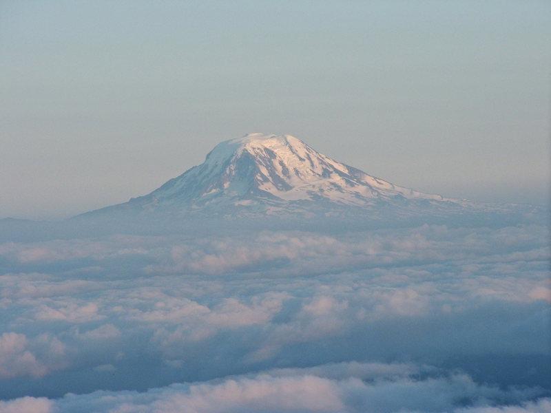 Rock Climbing Photo: Mt. Adams